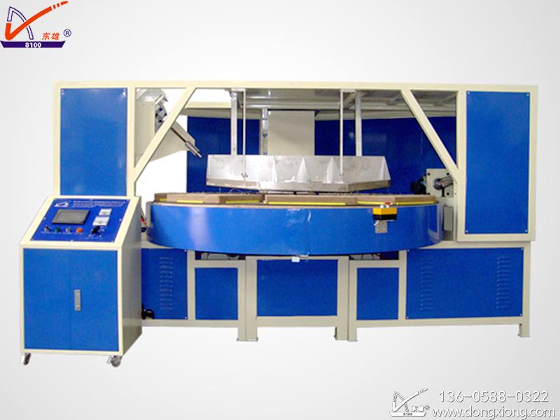 六工位低频吸塑包装机