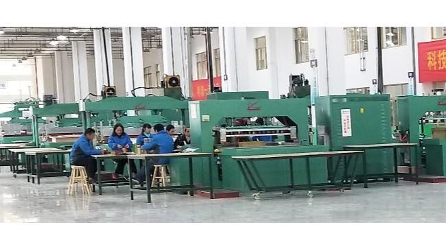 高周波焊接机比传统的热合机有什么优势?
