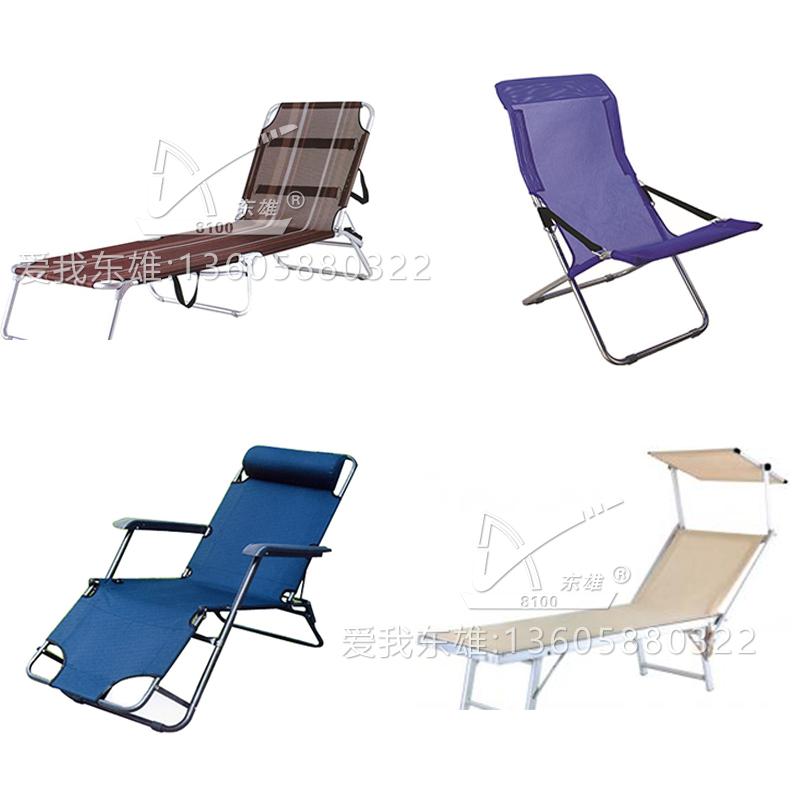 沙滩椅焊接机样品展示