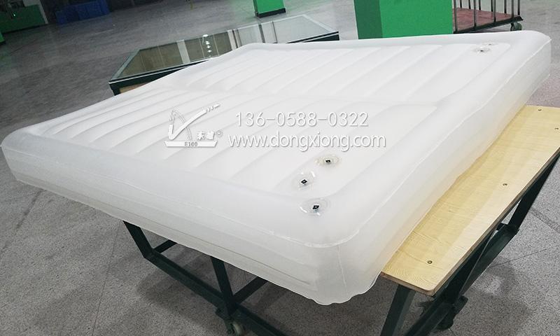 高频焊接充气床