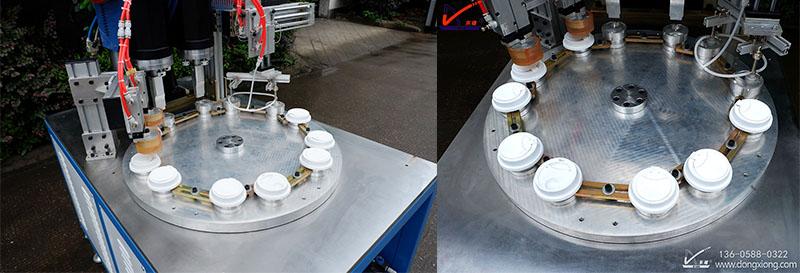 转盘式自动超声波焊接机功能