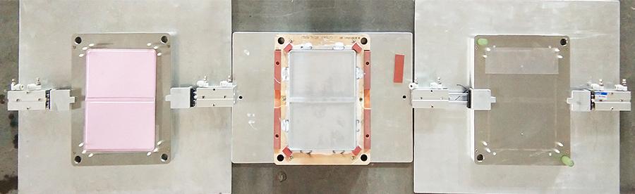 TPU证件熔断模具