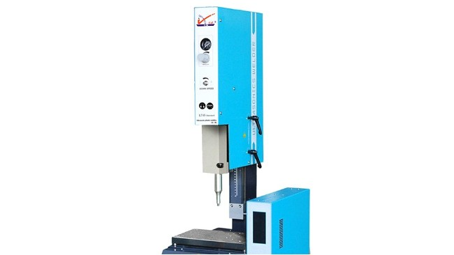 超声波塑料焊机是如何工作的?