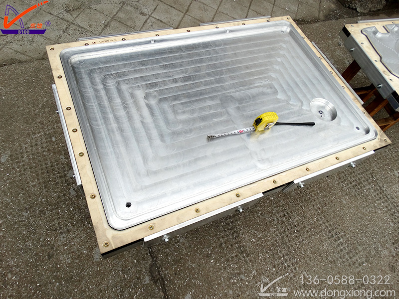 氧气袋高频熔断模具