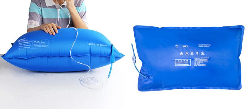 氧气袋焊接样品