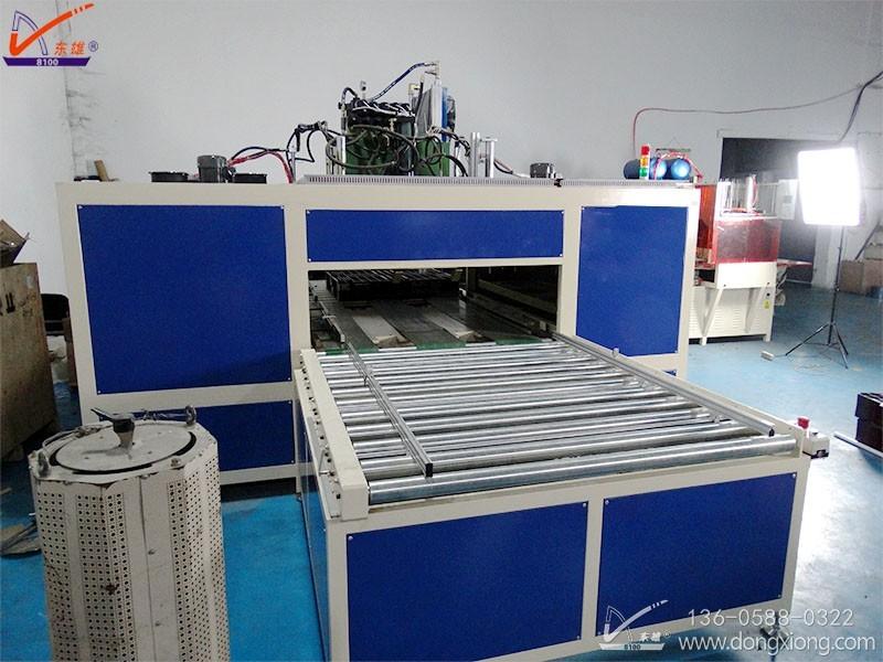 栈板塑料托盘热合机