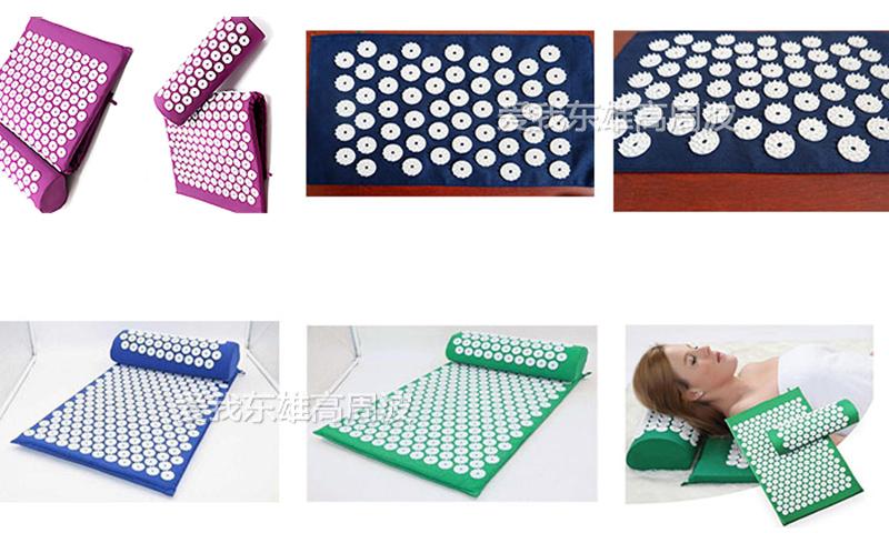 针刺垫焊接样品
