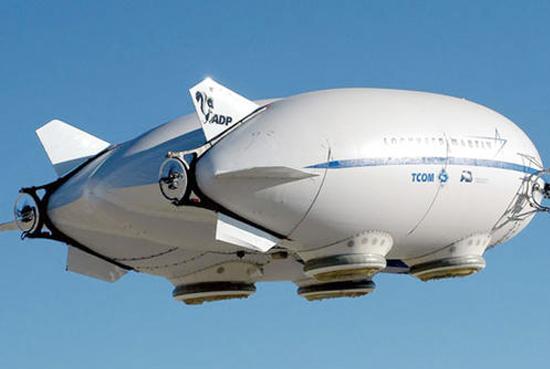 飞艇高周波焊接机-飞艇样品