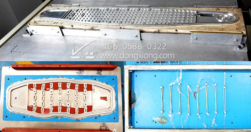 熔断机模具