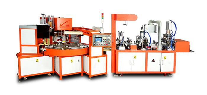 高周波塑胶熔接机原理