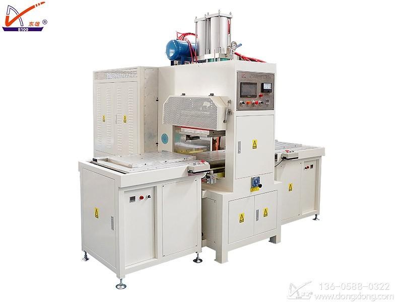 TPU充气腰带高频熔断机