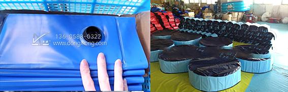 宠物水池高周波焊接