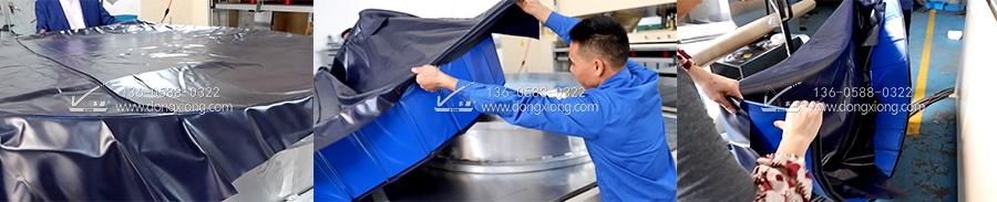 宠物水池高周波焊接生产
