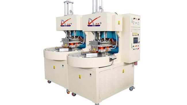 高频焊接机的焊接压力和工件准备